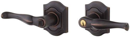 Bethpage Lever Entry Keyed - Baldwin 5237.112.Rent Bethpage Lever Keyed Entry Set, Venetian Bronze