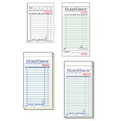 WAITRPAD PAPER 1 PLY 100/CASE 12LINE by National Checking