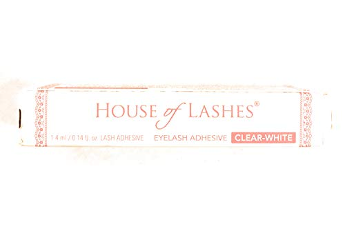 House of Lashes Eyelash Adhesive Clear White