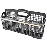 Kitchenaid W10190415 Dishwasher Silverware Basket Genuine Original Equipment Manufacturer (OEM) part for Kitchenaid