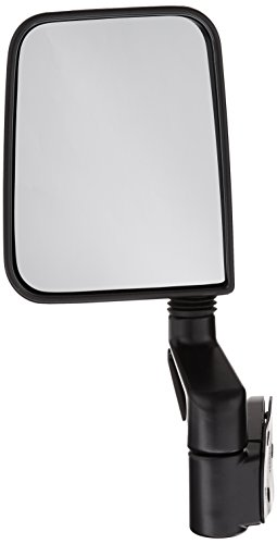 OE Replacement Jeep Wrangler/Sahara Driver Side Mirror Outside Rear View (Partslink Number CH1320296)