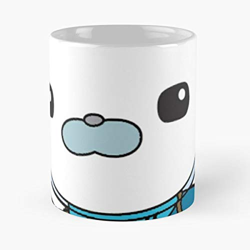 Octonauts Barnacle Barnacles Captain - Coffee Mug Best Gift 11 Oz Father Day]()