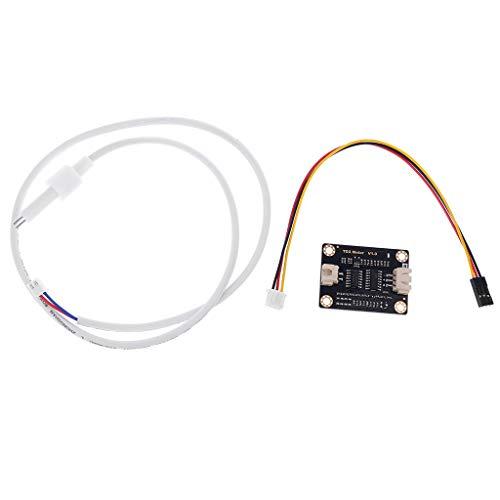 (Analog TDS Sensor Water Conductivity Sensor for Arduino Liquid Detection Water Quality Monitoring Module DIY TDS Online)