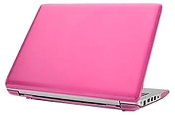 mCover Ligero Funda Dura 11,6 Pulgadas ASUS VivoBook X200CA / X200MA / F200CA / F200LA Series Ordenador portátil - Rosa: Amazon.es: Informática
