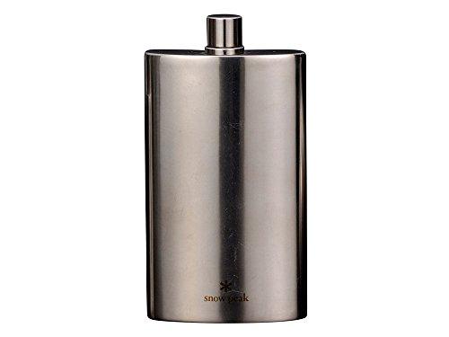 Snow Peak Titanium Flask Large