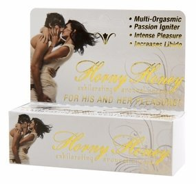 Horny Honey Arousal Cream - Works for Men and Women (Enhancement Female Sexual Cream)