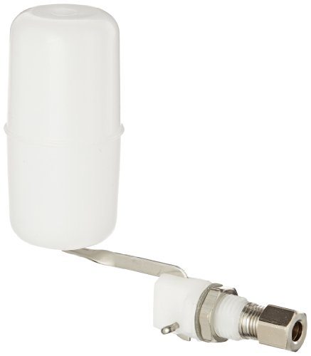 Robert Manufacturing RM292 Series Bobby Series Celcon Miniature Valve and Float Assembly, 1/4
