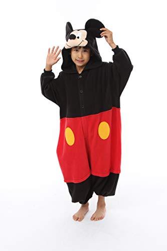 Mickey Mouse Kids Kigurumi (2-5 -