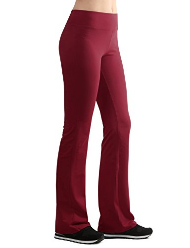 Womens Active Slim Bootleg Pants product image