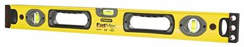 - Stanley FatMax 1-43-572 180cm Box Beam Level