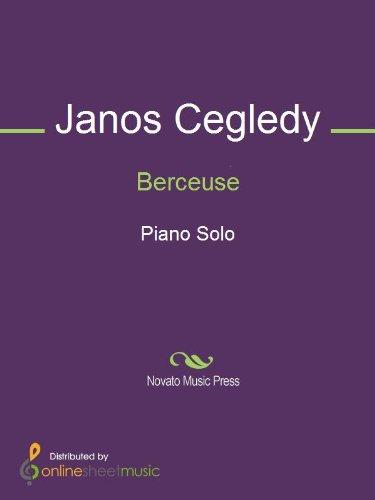 - Berceuse - Piano