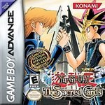 (Yu-gi-oh!: The Sacred Cards (nintendo Game Boy Advance, 2003) Used)