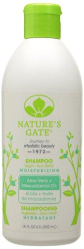 Nature's Gate Moisturizing Shampoo Aloe Vera -- 18 fl oz