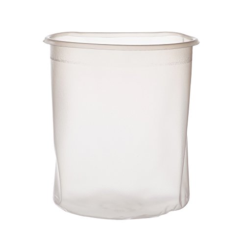 """New Pig GEN308 LDPE Straight-Sided Pail Liner, 11-1/2"""" Di..."""