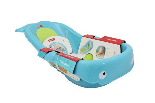 Fisher-Price Precious Planet Whale of a Tub (Bath Center Fisher Price compare prices)