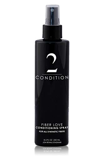 Conditioning Spray for Synthetic Hair, 8.5 Ounces