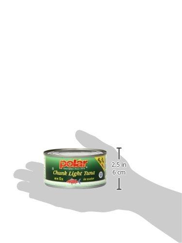MW Polar Tuna, All Natural Chunk Light Tuna, 12-Ounce by MW Polar (Image #7)