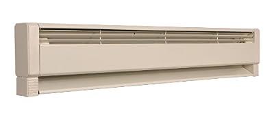 Fahrenheat PLF504 Hydronic Baseboard Heater, 240-volt