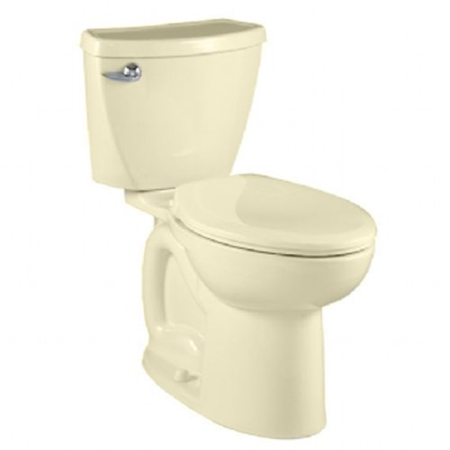 American Standard 2431.101.021 Compact Cadet 3 Elongated Two-Piece Flowise 1.28 gpf Toilet, (Flowise Compact)