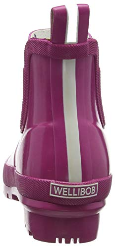 pink Gomma Di Stivali Gloss Rosa Wellibob Donna Joules Pink tA0Iw
