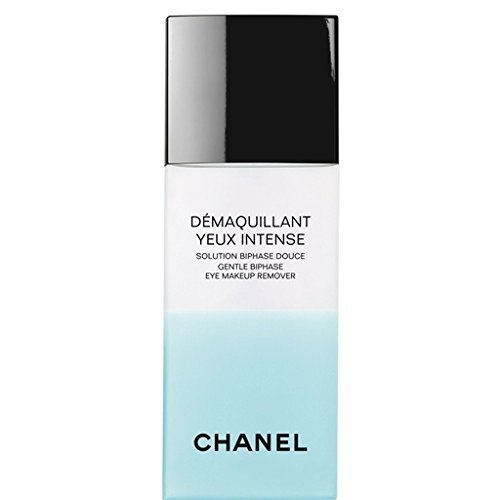 CHANEL DÉMAQUILLANT YEUX INTENSE GENTLE BI-PHASE EYE MAKEUP REMOVER 100ML. by CHANEL