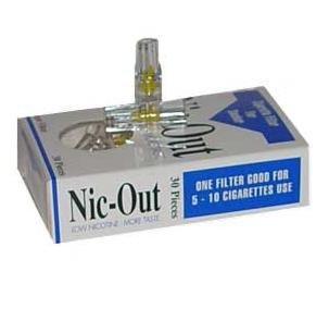 Nic-Out Cigarette Filters For Smokers-40 Packs Wholesale Personal Healthcare / Health Care by HealthCare (Image #2)