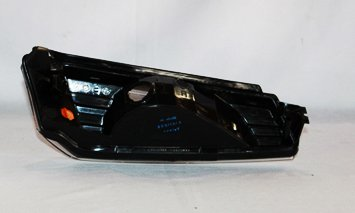 TYC 18-5836-01 Chevrolet Avalanche Front Driver Side Replacement Parking//Signal Lamp Assembly