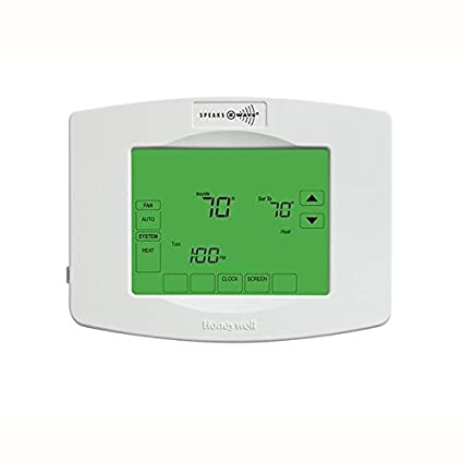 Vision PRO Z-Wave Thermostat, TH8320ZW1000, by Honeywell, Cert ID: ZC08