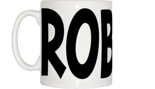 - Robson name Mug