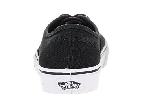 Zapatillas De Skate Vans Unisex Authentic (multi Metallic) Blk / Trwht 6.5 Hombre Us / 8 Mujeres Ee. Uu.