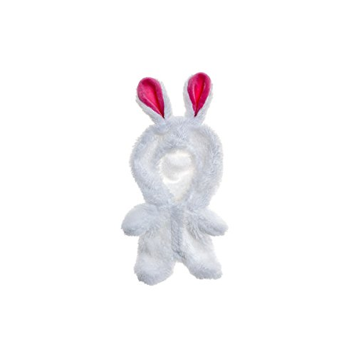 [Build-a-Bear Workshop Build-A-Bear Buddies White Bunny Costume] (Bunny Costumes For Teens)
