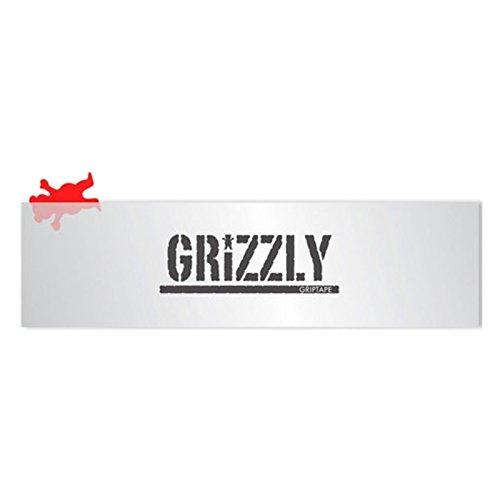 グリズリー (GRIZZLY) CLEAR STAMP GRIPTAPE スケボー デッキテープ グリップテープ スケートボード