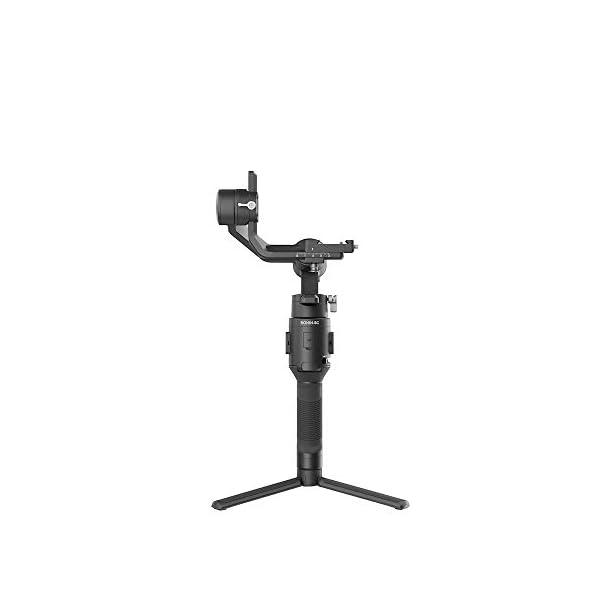 DJI Ronin-SC Pro Combo Gimbal Kit con Stabilizzatore Professionale Portatile a 3 Assi, Cavi di Controllo, Supporto, per Fotocamera Mirrorless, Compatibile con Nikon, Canon, Panasonic, Fujifilm 3 spesavip