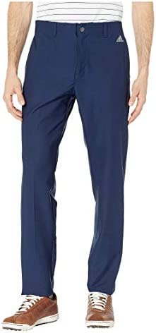[adidas(アディダス)] Pants Ultimate 3-Stripes Tapered Pants Collegate Navy 40 (W: 102cm) 32 [並行輸入品]