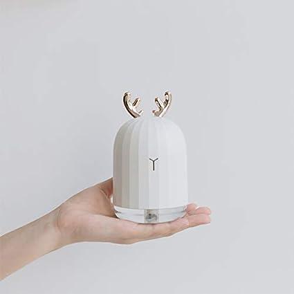 Amazon.com: Humidificador USB con luz de respiración, mini ...