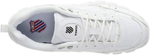 K-Swiss Women's Hs329 Low-Top Sneakers, (Winter White 193), 8 UK