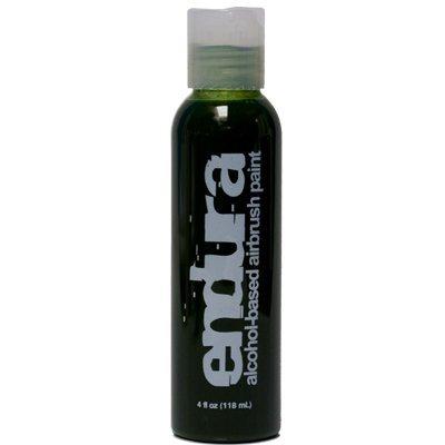 1 oz Green Endura Ink Alcohol Based Airbrush Makeup