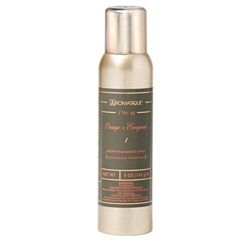 Aromatique 5 Oz Room Spray - Orange & Evergreen