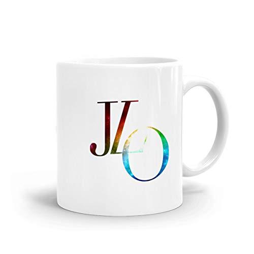 Kurabam Coffee Mug Jennifer Lopez Logo Tea Milk Funny Mugs Ceramic Cup Cafe Mug Birthday Gifts