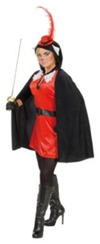 Rubies 1 3312 38 Disfraz De Gato Con Botas Para Mujer Talla 38