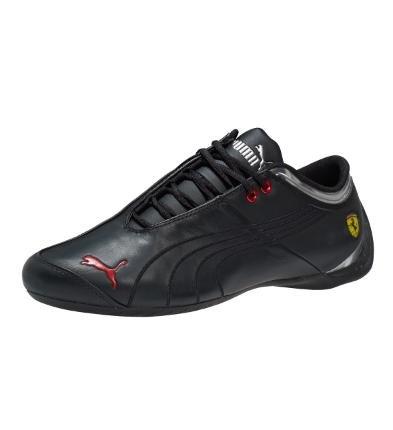 Puma Men's Ferrari Future Cat M1 SF N Shoes Size US 10 Black/Red [Apparel]