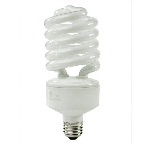 (6-Pack) TCP 4894250k 42-watt 5000-Kelvin Full Springlamp CFL Light Bulb