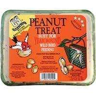 Tratar de cacahuete Suet–3,5libra