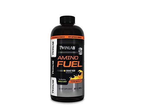 (Amino Fuel Liquid Orange Twinlab, Inc 32 oz Liquid)