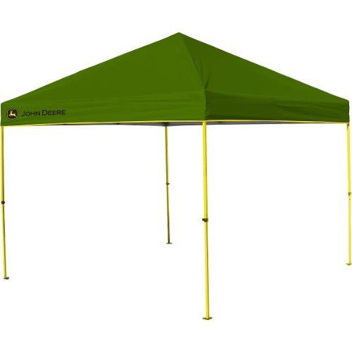 John Deere 10x10 Instant Canopy - Green