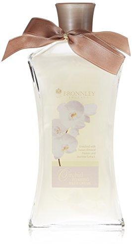 Bronnley Orchid Foaming Bath Creme 250ml
