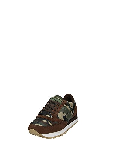Sneakers Original Brown White Saucony Homme Grey thyme Jazz apxdwRZwq