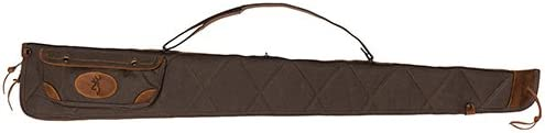 Browning 1413886952 Canvas/Leather Shotgun Case Sizenameinternal 1413886952 Lona Case