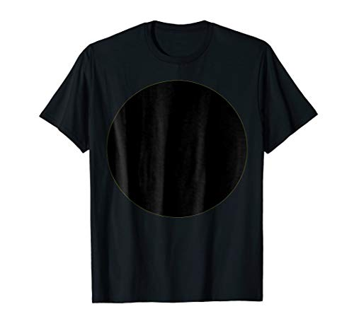 Total Solar Eclipse Halloween Costume T Shirt