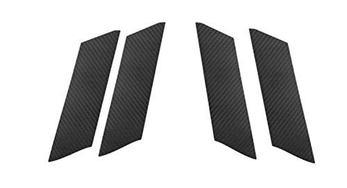 Emblema Trading 3d Pellicola Carbonio Nero per maniglie KK L.L.C